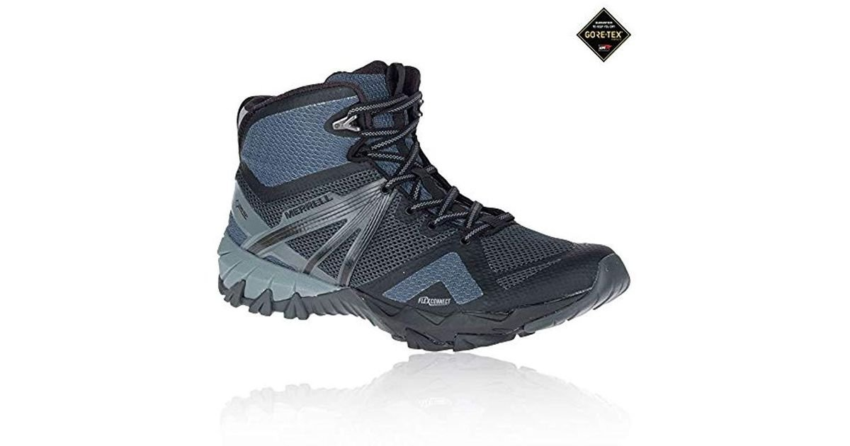 Merrell Mens Mqm Flex Mid Leisure Time and Sportwear Boots