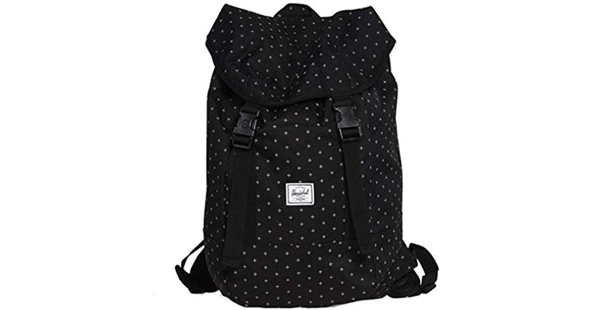 Lyst - Herschel Supply Co. Iona Backpack in Black - Save 1.9230769230769198% 95cdb23b55860