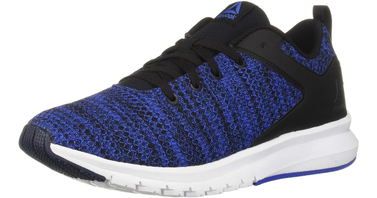 Reebok Print Lux in Blue for Men - Save
