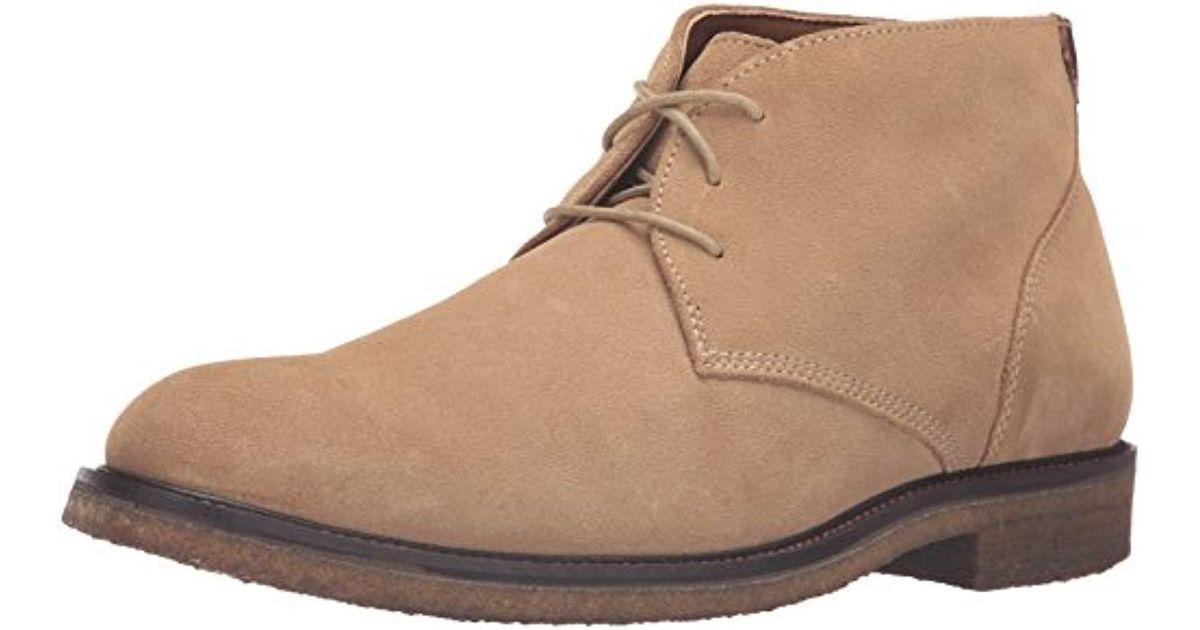 6b0f2f05500 Johnston & Murphy - Brown Copeland Chukka Boot for Men - Lyst
