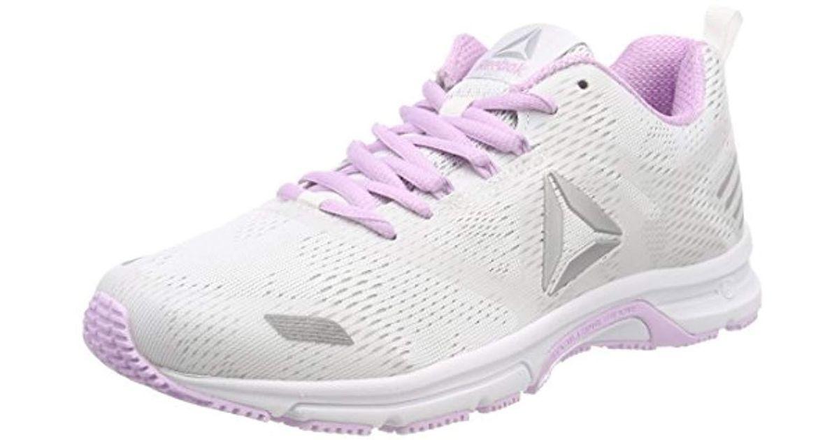 Reebok White Ahary Runner Trail Running Shoes