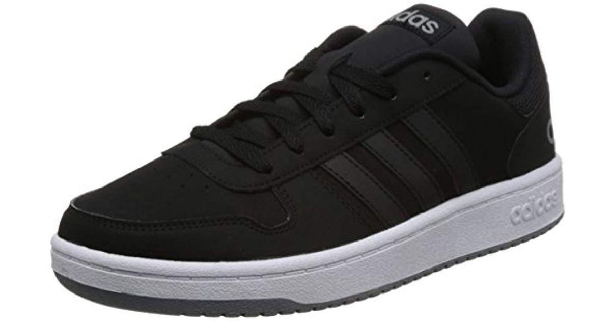 Adidas For Men Vs 0 Black Low Top 2 Sneakers Hoops 354ALqRj