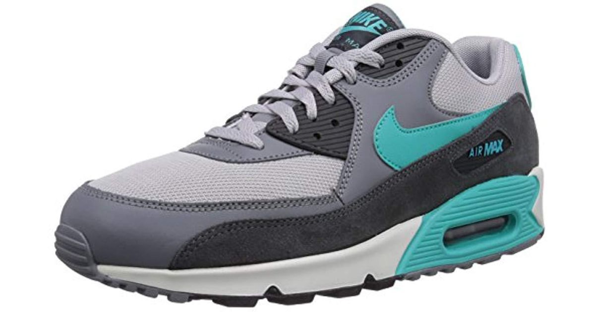 bd0f3b0d7f Nike 's Air Max 90 Essential Low-top Sneakers in Gray for Men - Lyst