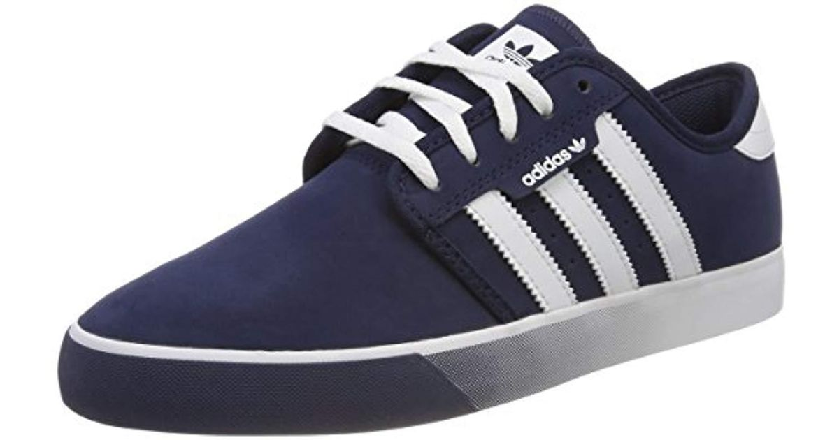 Blue SeeleyTrainers For Blue Men For Adidas Adidas SeeleyTrainers Ajq4Lc35R