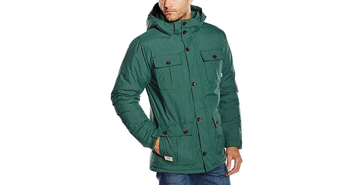JacketTrekking Vans Lyst Jacke GreenLarge For Mixter Field Men Ii AjLR54