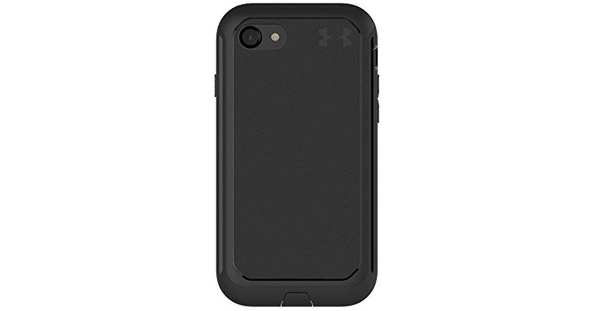 on sale 38f6c f904f Under Armour Ua Protect Ultimate Case For Iphone 8 & Iphone 7 - Black/black