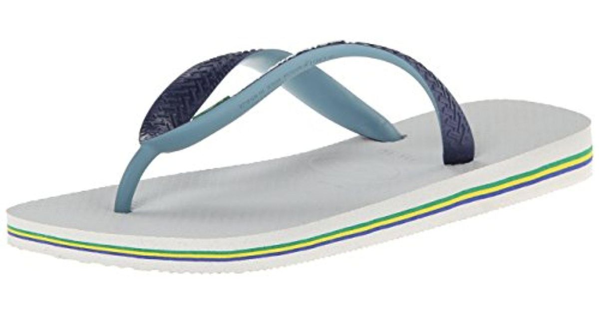 77301991c92c Lyst - Havaianas Flip Flop Sandals