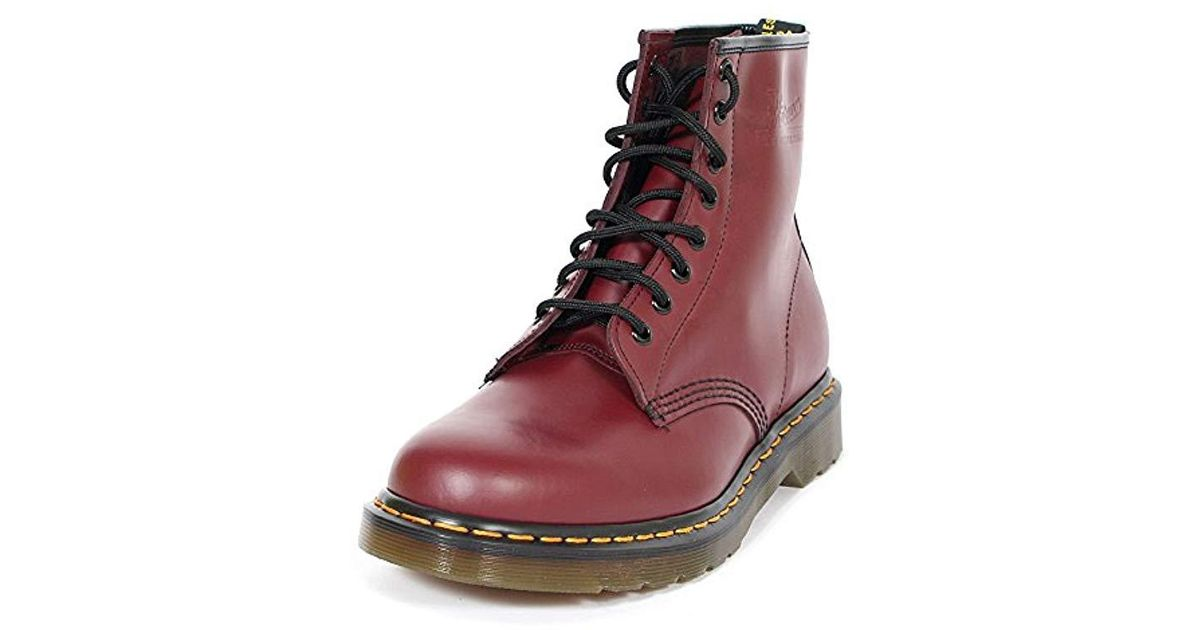 c337e86ae Dr. Martens Unisex 1460 8-tie Lace-up Boot - Lyst