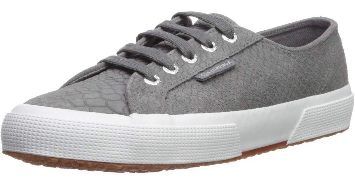 Superga 2750 Sueanacondaw Sneaker in