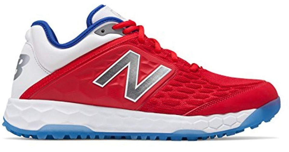 New Balance Ts3000v4 in Red for Men - Lyst
