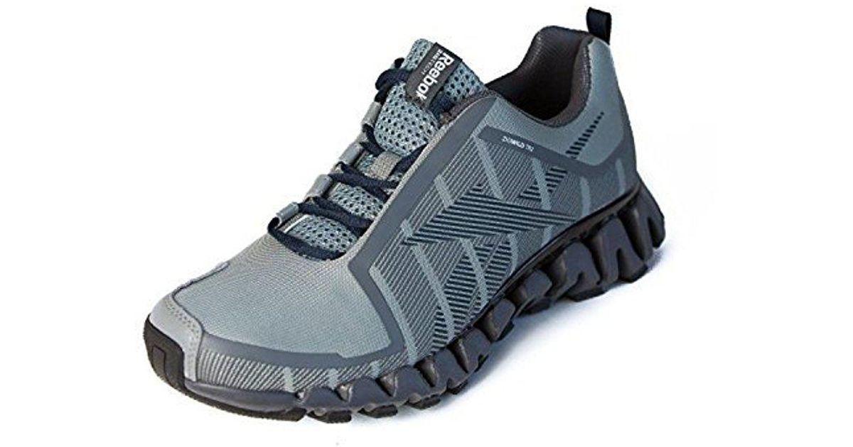 ea5d21e0a6 Reebok Gray Zigwild Tr 2-m Running Shoes for men