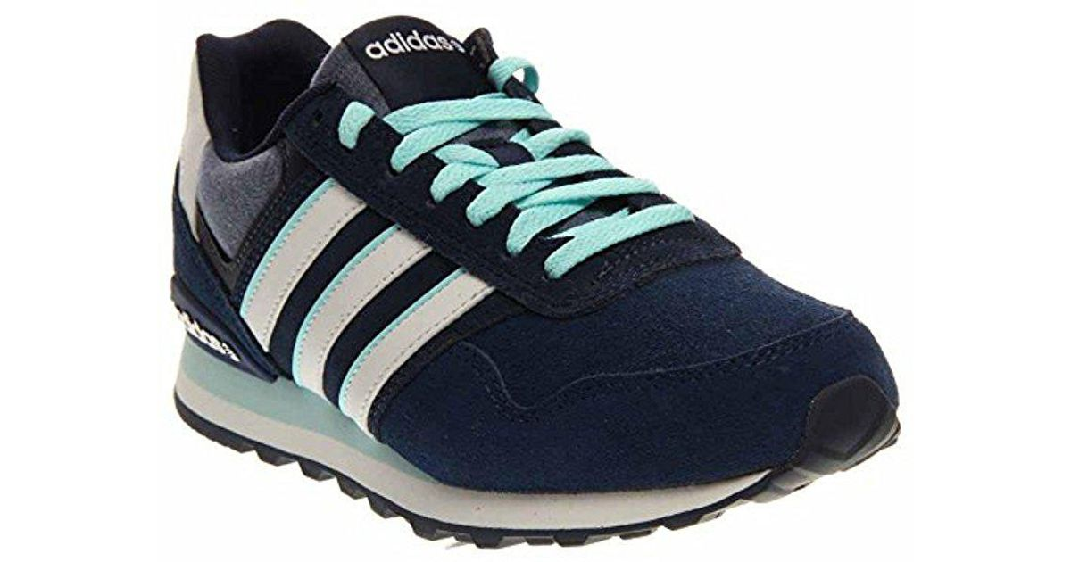 Lyst Adidas Blue 10k Lifestyle Neo W Sneaker In QdBoCrxeW