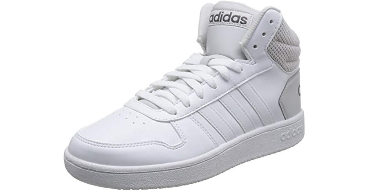 618cadc4c8976 Adidas White 's Vs Hoops Mid 2.0 Hi-top Trainers for men