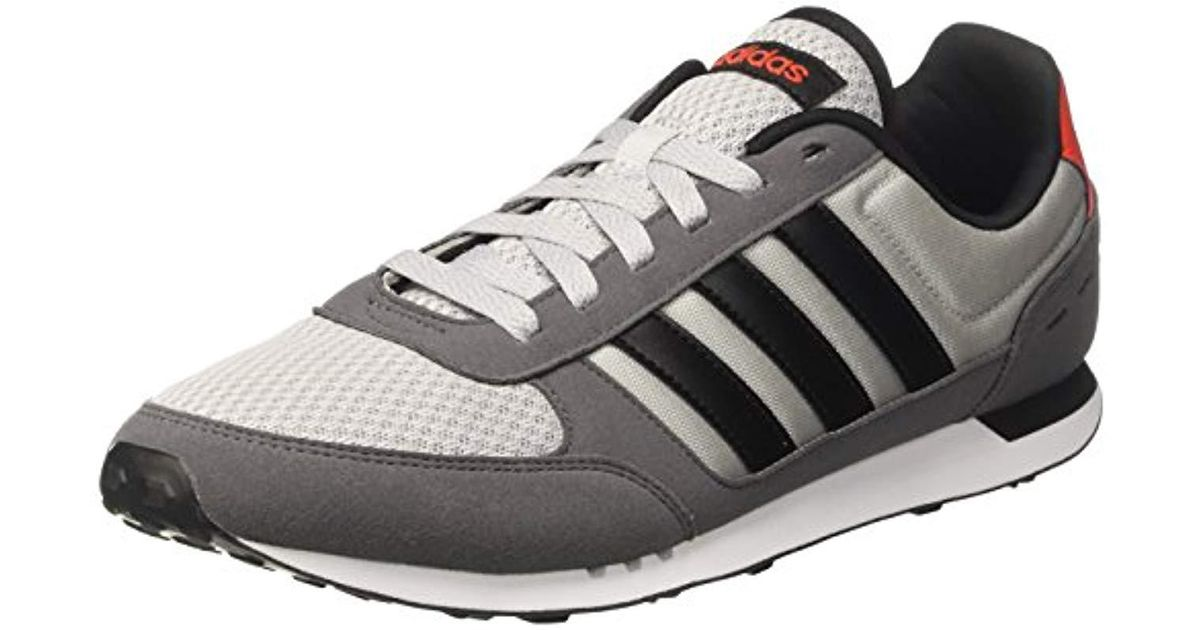 adidas neo city racer grey 91692e