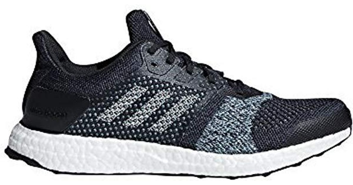 Lyst - Adidas Originals Ultraboost St Parley Running Shoe in Blue for Men - Save 29.52380952380952%