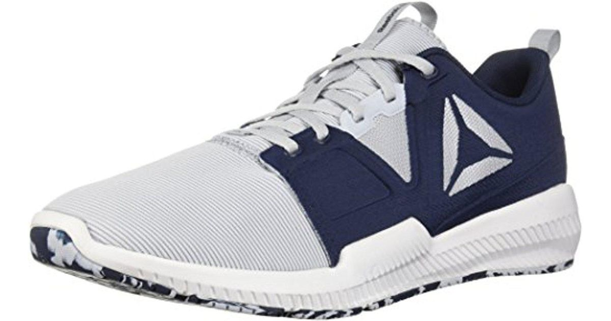 7fef3d481c2 Lyst - Reebok Hydrorush Tr Sneaker in Blue for Men
