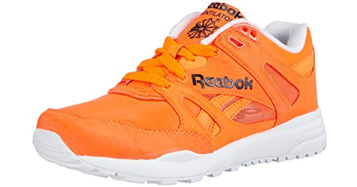 bdc24760f3979 Reebok - Orange Ventilator Day Glo, 's Running Shoes - Lyst