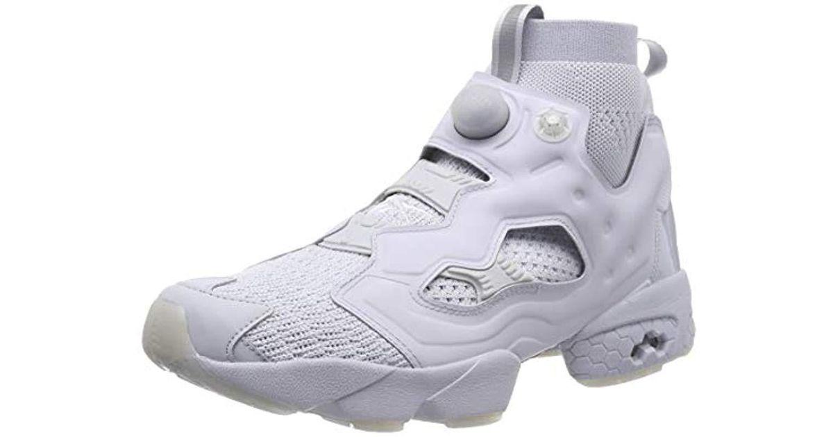 1ed18db097ec9 Reebok - Gray Instapump Fury Og Ultk Gymnastics Shoes for Men - Lyst