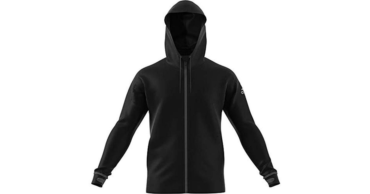 Id Hoodie Men Adidas Ch For Sports Black M Sta Fz Y7vybf6g