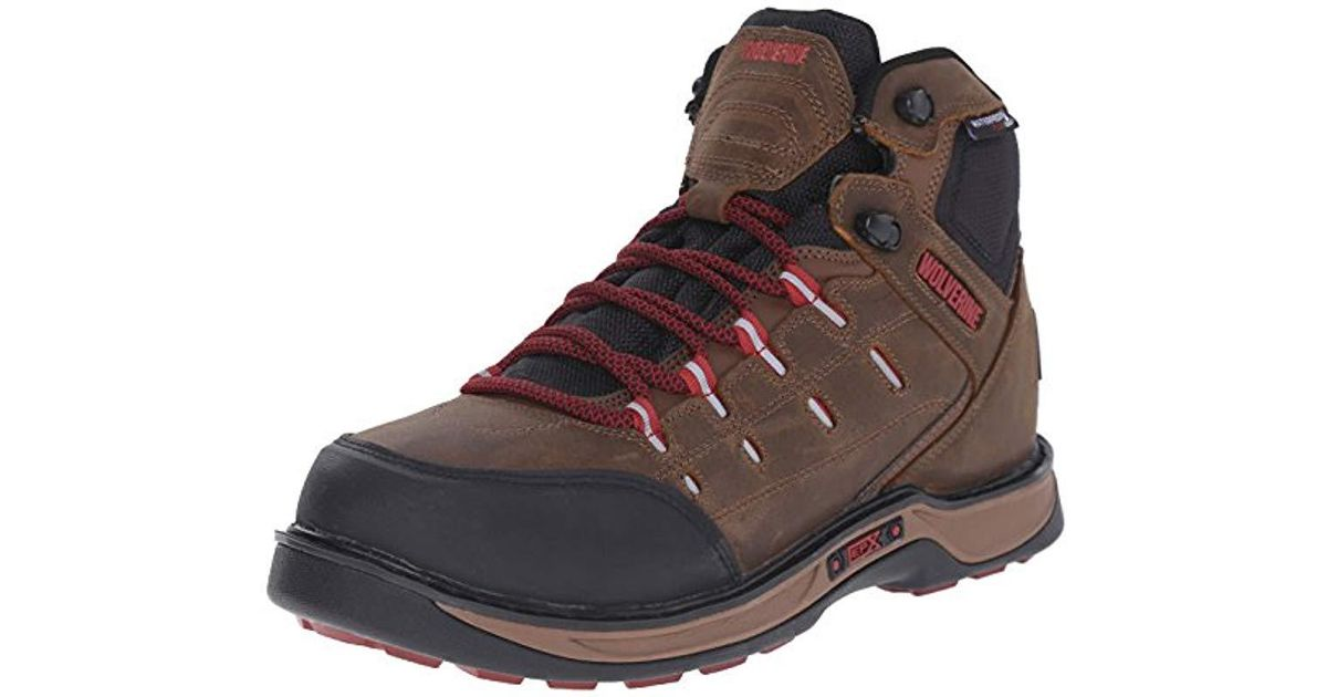 afeb1d2b92e Wolverine - Multicolor Edge Lx Epx Waterproof Work Boot for Men - Lyst