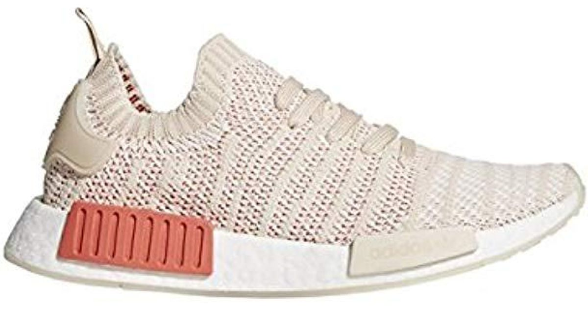 brand new e41ce 4f25b Adidas Nmd r1 Stlt Pk W Fitness Shoes in Pink - Lyst