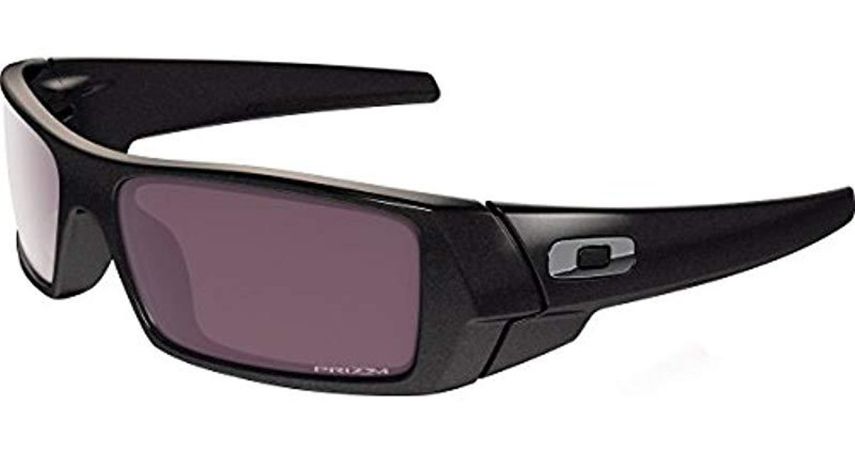 0aaeca561 Oakley Oo9014 Gascan Polarized Prizm Rectangular Sunglasses for Men - Lyst