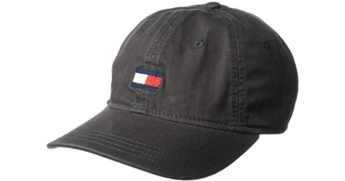 6edf721e637 Lyst - Tommy Hilfiger Ardin Dad Hat in Gray for Men