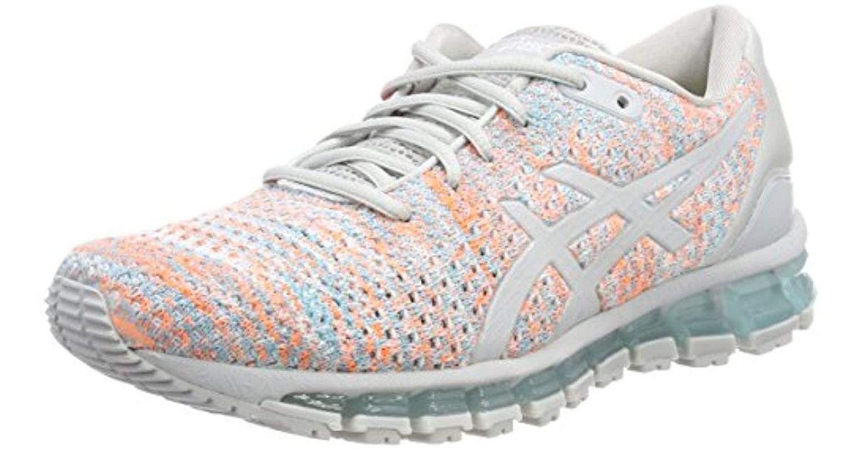 timeless design 423fb 1cd64 Asics Multicolor Gel-quantum 360 Knit 2 Running Shoes