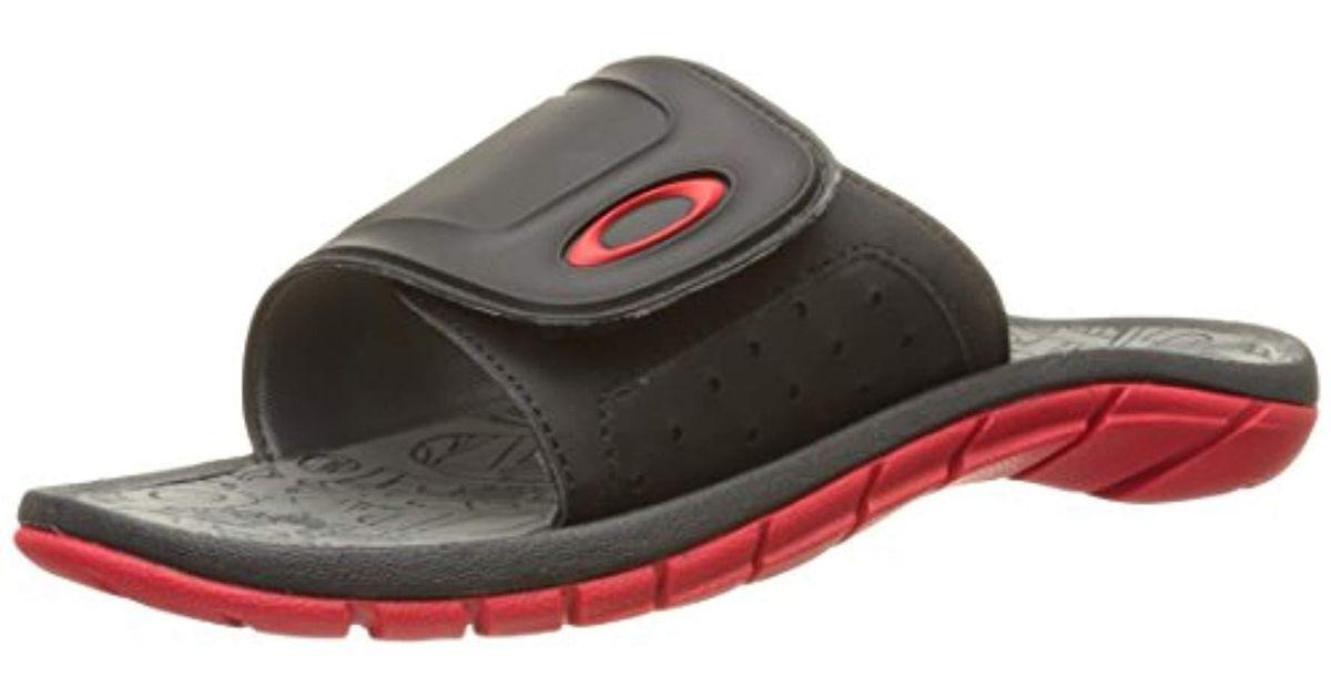 7f52e68d25 Lyst - Oakley Supercoil Slide Sandal for Men