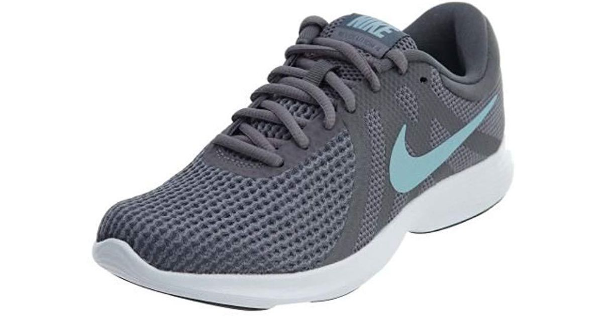 3a08f81c485 Lyst - Nike Revolution 4 Running Shoe in Gray for Men