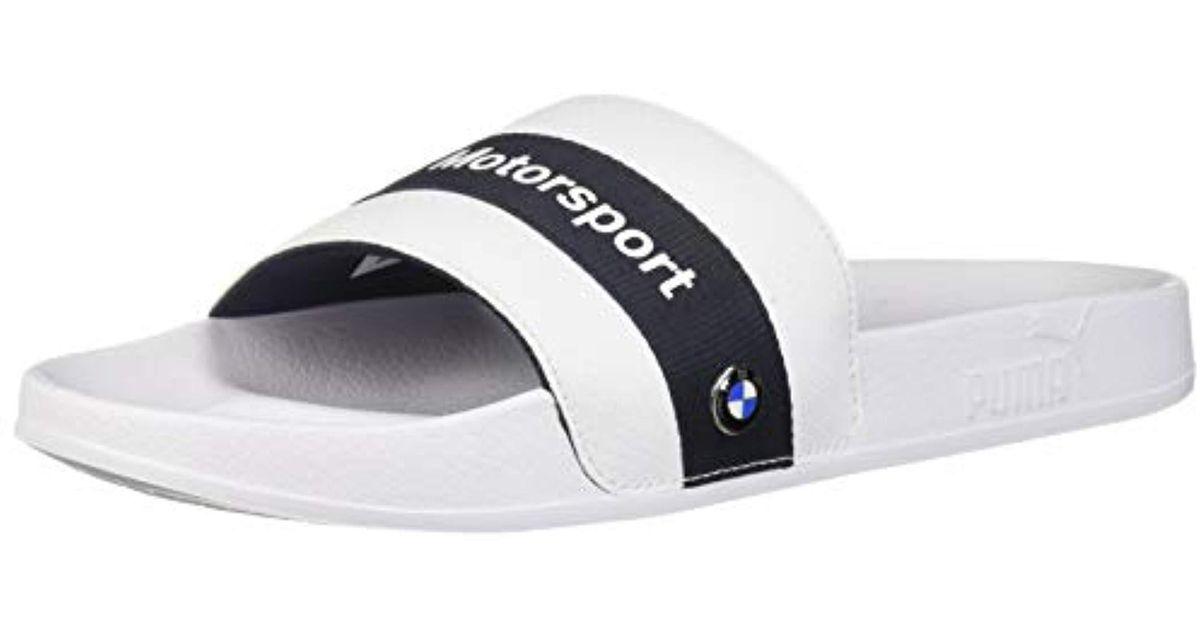PUMA Bmw Leadcat Slide Sandal for Men
