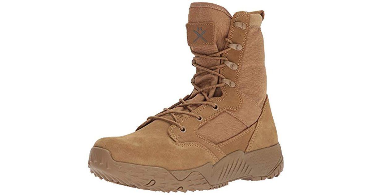8537d57c6e5 Under Armour Jungle Rat, Coyote Brown/coyote Brown/coyote Brown, 10.5 D(m)  Us for men