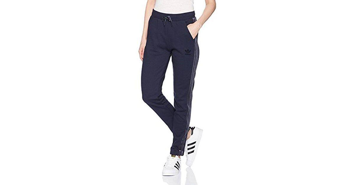 2018 shoes best choice no sale tax Adidas Originals Blue Damen Originals Hose