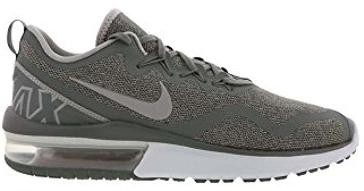 best website 7e416 251b7 Nike Air Max Fury Running Shoes in Gray for Men - Lyst