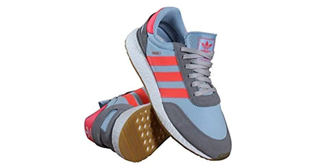 cheap price look out for wholesale sales adidas Suede Originals Iniki Runner, Ch Solid Grey-turbo-gum 3 in ...