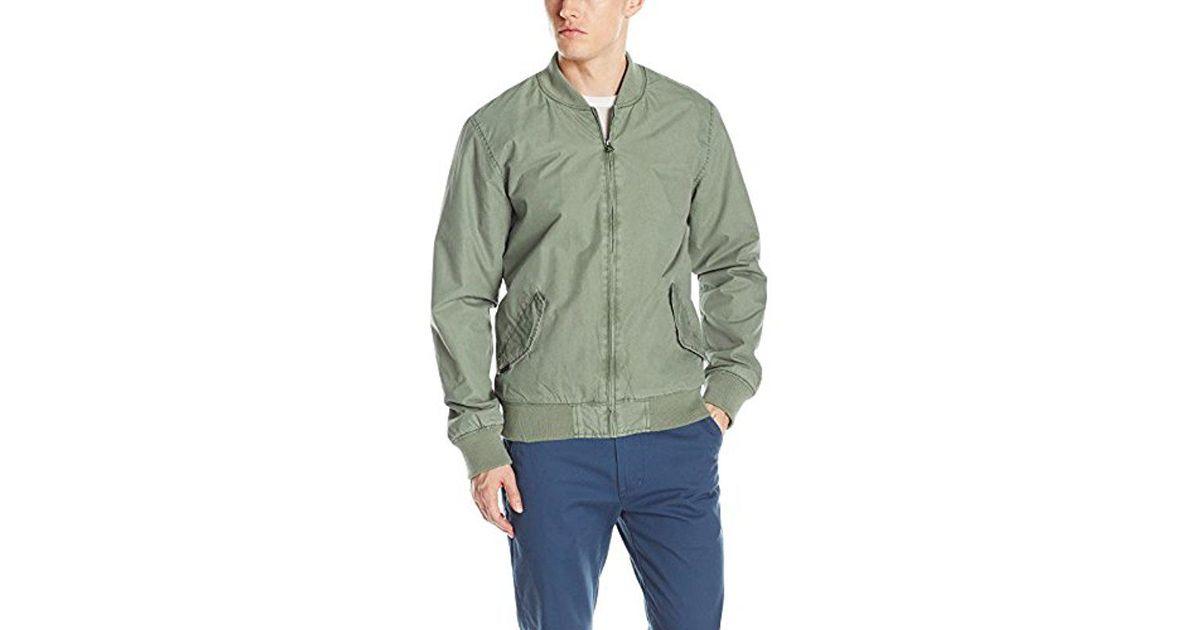 49af146b8 Quiksilver Green Delta Deal Jacket for men