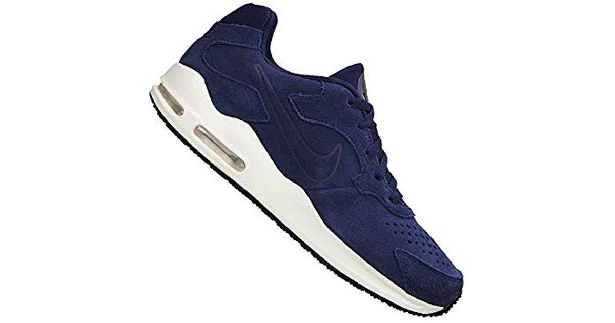 Nike 's Air Max Guile Prem Fitness Shoes, Multicolour Binary Bluesailblack 400 6 Uk for men
