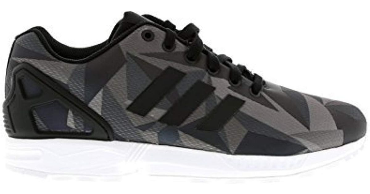 new arrival 284b1 143d3 Adidas Black Zx Flux Xeno Trainer for men