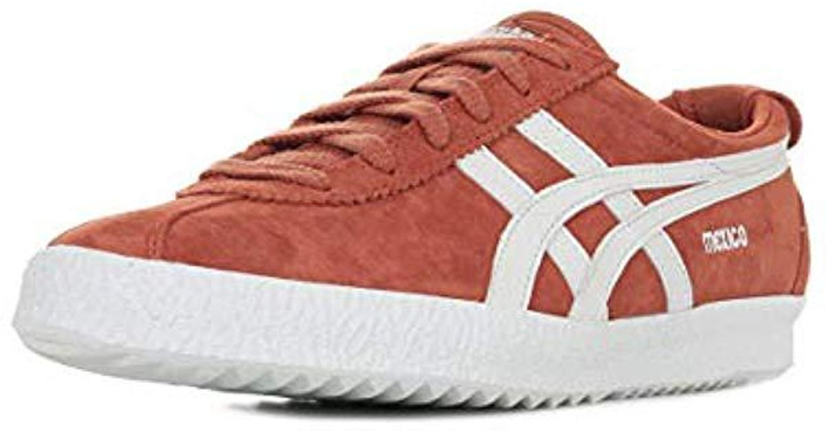 800abfbcc891 Asics Unisex Adults  Mexico Delegation Low-top Sneakers in Red - Lyst