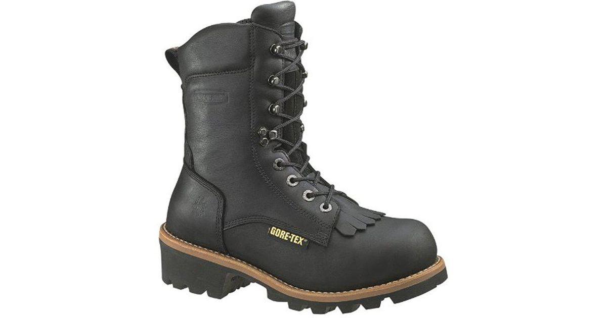 59f5af4c48a Wolverine Black Buckeye Eaa Safety-toe 8