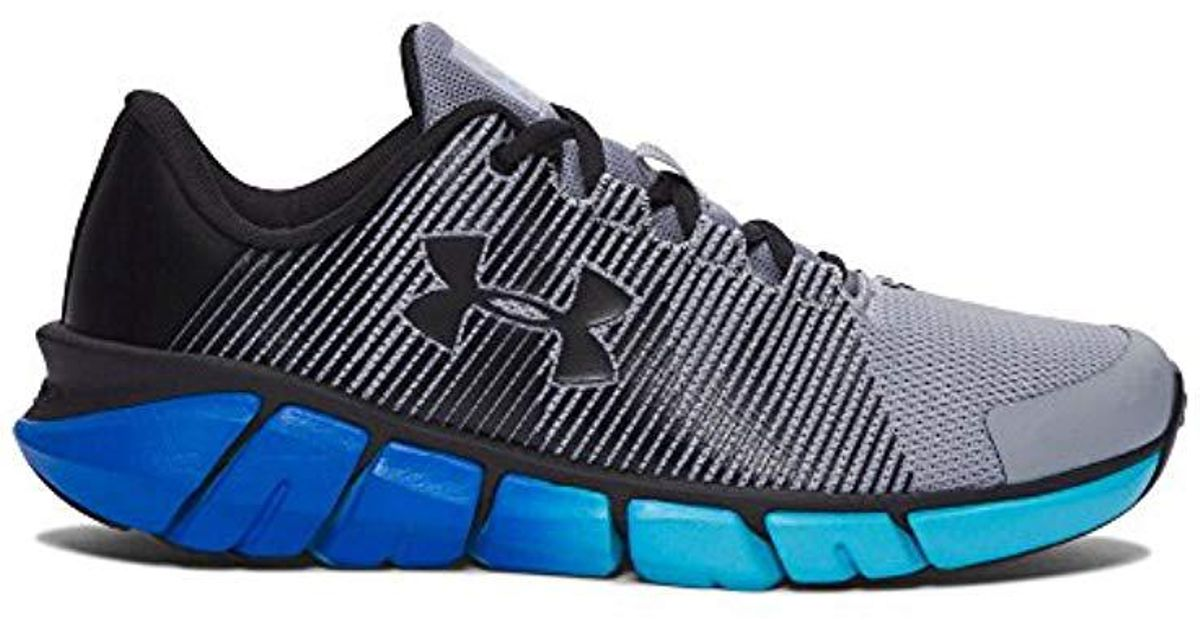 Boy/'s Under Armour X Level Scramjet Running Shoes Steal//White