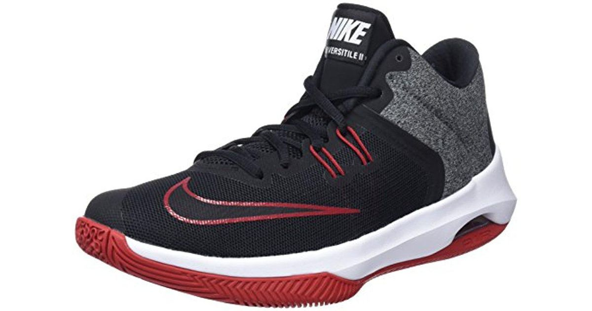 c5389242dffc Nike Air Versitile Ii Basketball Shoe in White for Men - Lyst