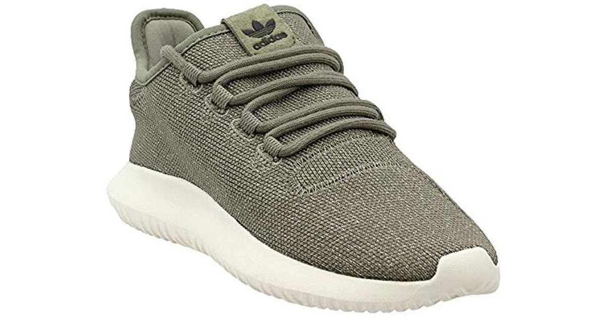 info for af9c8 df9c6 Adidas Originals - Green Tubular Shadow W Fashion Sneaker - Lyst