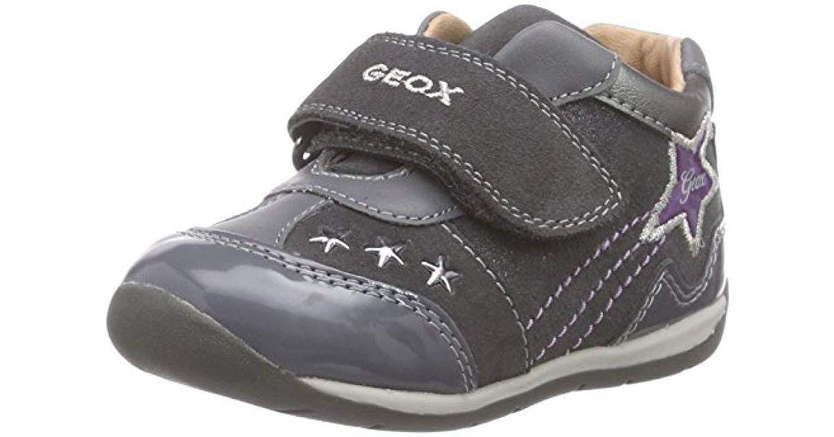 Zapatillas para Beb/és Geox B Shaax A