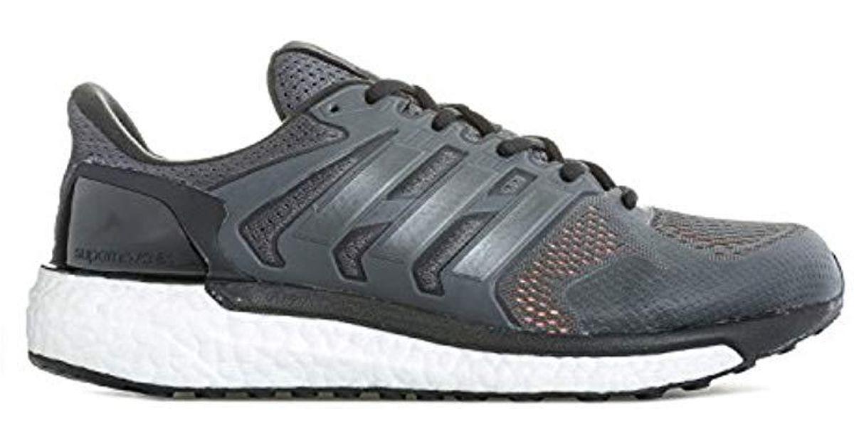e54487023c451 Adidas Gray Supernova St M Running Shoes for men