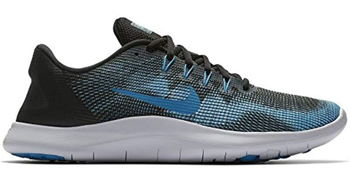 2f71140aa1d6a Nike Herren Laufschuh Flex Run 2018 Competition Shoes in Gray for Men - Lyst