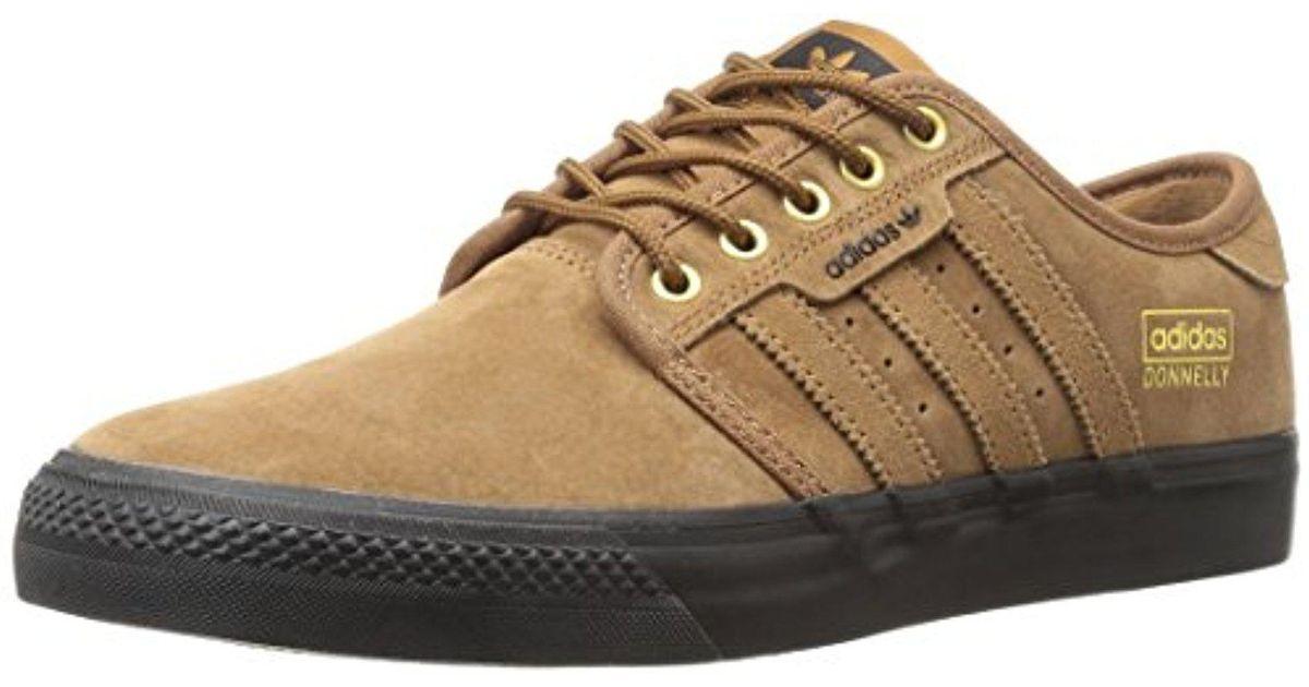Adidas Originals Multicolor Seeley Og Adv Running Shoe for men