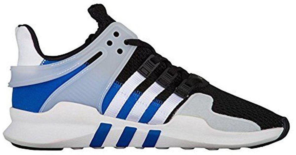 Adidas Originals Blue Adidas Big Kid Eqt Support Adv J Sneaker for men