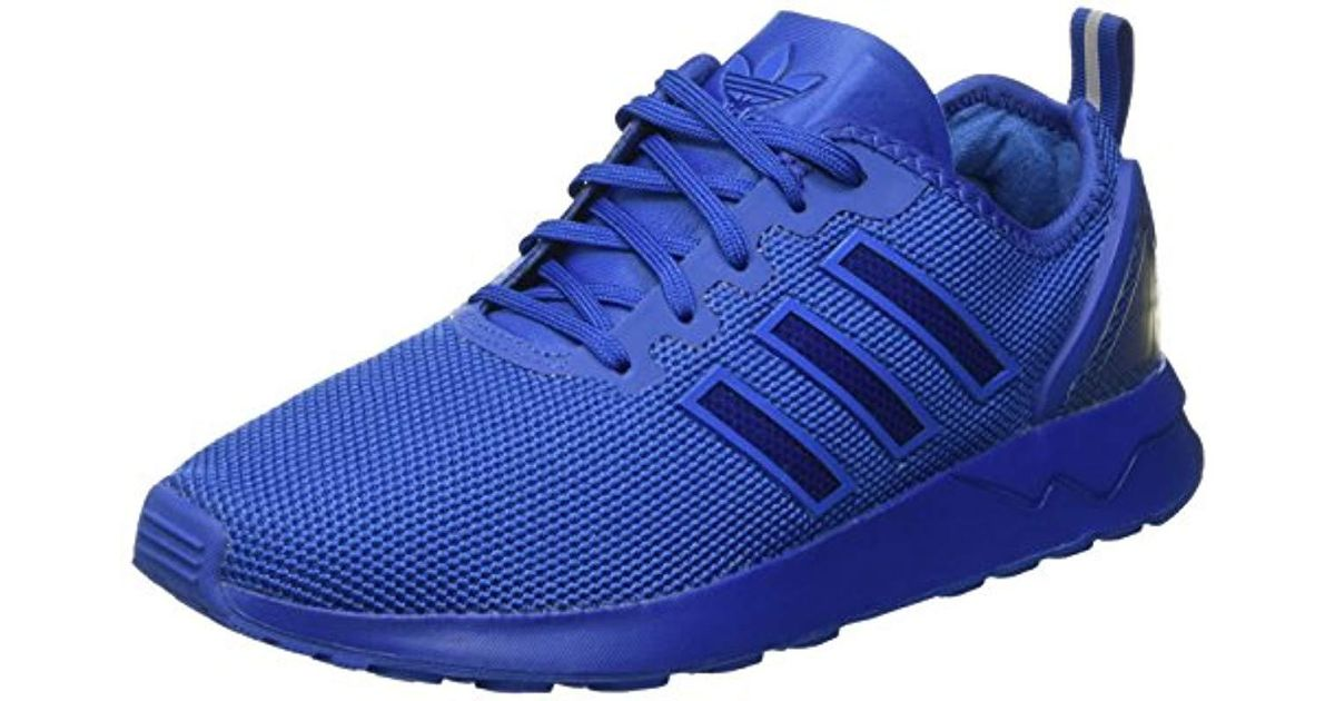 adidas Synthetic Zx Flux Adv Trainers