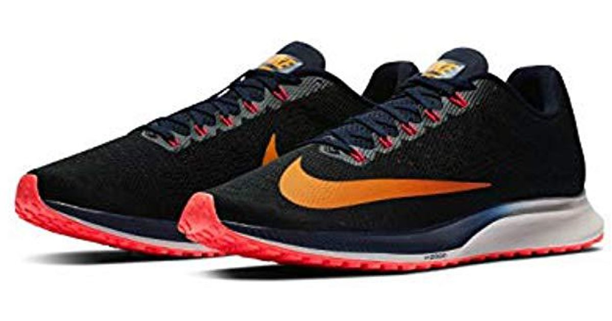 1e891301a27 Nike Air Zoom Elite 10 Running Shoes in Black for Men - Lyst